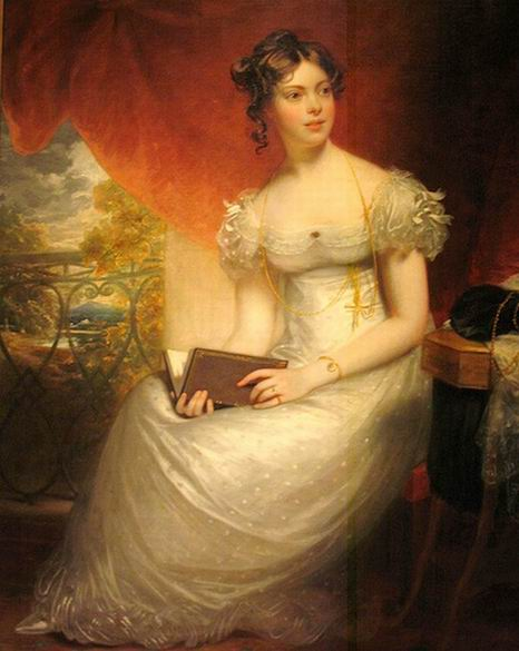 William Beechey, портрет Китти Пак